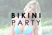 $99 BIKINI PARTY / We're celebrating Memorial Day Weekend early by adding all new Web Exclusives to our #MDW Sale!! Shop our BIkini Party styles starting $99 at the link below!  Shop Web Exclusives Here: http://bit.ly/1XNRu5C