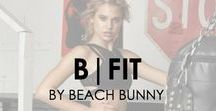 B|Fit by Beach Bunny / B|Fit is made with the high quality fabrics for a super soft feel and durability. With two-way stretch, SPF 50+, flat-lock stitching and wicking, B|Fit aims to keep you feeling comfortable, sexy and strong during your most power-packed training sessions!   What are you waiting for? Get moving with Beach Bunny and be a B|Fit Babe!