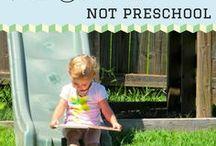 Pre-School / Homeschooling Pre-School. Special Needs.