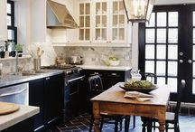 kitchens. / by Amy Guhl