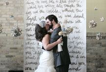 weddings. / by Amy Guhl
