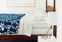 bedrooms. / by Amy Guhl
