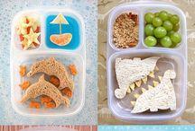 kid friendly foods / by Monica Hernandez-Christophe