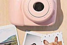 Folie Appareil photo / L'appareil photo dans tous ses états : accessoires de mode, customisation extrême,... #AppareilPhoto