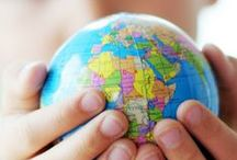 It's a Big, Big World / by Shawn Fink | Abundant Mama