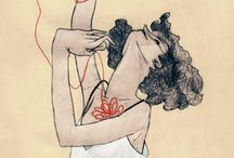 Illustration / A selection of lovely illustrations by some very talented people...