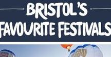 Events and Festivals in Bristol / With a festival every weekend over the summer, Bristol is the perfect spot for celebrating.