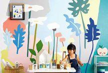 Chambre d'enfant / Kids room, baby room, home decor, boys room, girls room, chambre enfant, chambre bebe, decoration enfant, deco chambre