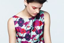 Florals / Stylized / A selection of all kinds of gorgeous floral prints.