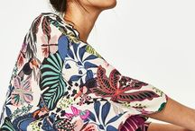 Tropical / Exotic patterns and jungle prints for fashion and interior.
