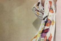 Florals / Artistic / Painted and artistically generated floral prints and patterns.