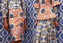 Mosaique / Tiles / Mediterranean and oriental tiles and mosaique patterns for print inspiration.