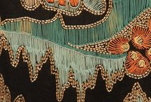 Embroidery & Embellishment / Decoration, embroidered patterns and all things pretty and shiny.