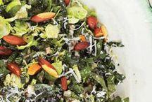 Yum: Salads / by Inness Pryor