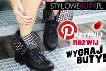 KONKURS - przypnij, nazwij, WYGRAJ BUTY! / Masz ochote na parę nowych butów z www.StyloweButy.pl? Wystarczy, że 1. Zostaniesz naszym obserwatorem  http://pinterest.com/stylowebutypl 2. Przypniesz do swojej tablicy konkursową fotkę 3. Wymyślisz nazwę dla butów znajdujących się na niej 4. W komentarzu zostawisz link do swojej tablicy oraz nowa nazwę dla naszych worker boots!  Konkurs trwa do 04.11.2012, wyniki podamy do 7 dni od zakończenia zabawy :)  Do wygrania workery widoczne na zdjęciu (wygrywa jedna osoba)