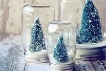 snowy & merry. / by Jessie Krauss