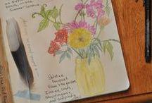 Nature Journaling / by Shawn Fink | Abundant Mama