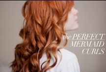 Hairstyle: Curly/Wavy / by Inness Pryor
