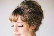 Hairstyle: Updo / by Inness Pryor