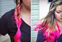 Hair Color: Technicolor / by Inness Pryor