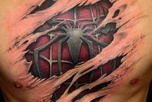 Tattoos<3 / by Kayla Herfert