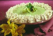 Food - Pie / There are the sweet as well as savory. / by Sandy Vaughan