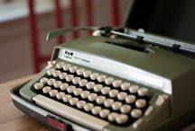 Writerly things / For all those literary minded pins that need my pinning.