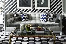 Living Room / Inspiration for a stylish living room