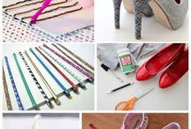 Crafts / DIY / Craft / DIY / Gift inspiration