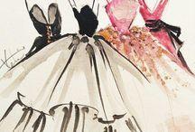 Fashion Sketches / Fashion Sketches