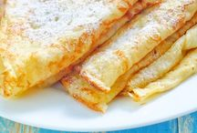 Crepes For All / Crepe recipes