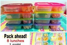 Recipes | Kid's Lunch / Send your kids to school with healthy and nutritious lunches.