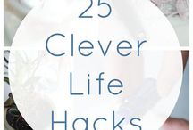 Hack This Life / Life hack tips