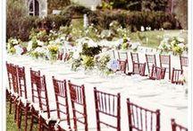 Design / Wedding Reception Inspiration