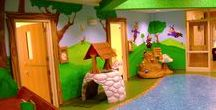 Themed Kid's Rooms / Themed Environments for Children's rooms by Imagination Atmospheres.