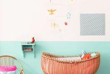 Chambre de bébé / Kids room, baby room, home decor, boys room, girls room, chambre enfant, chambre bebe, decoration enfant, deco chambre, deco chambre bebe, nursery