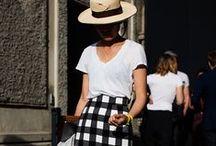 Streetstyle chic: summer
