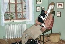 Illustration / by Arina Pavlova