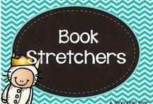 Book Stretchers / by Ana Capurro