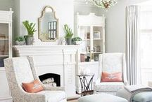 Living Rooms / Beautifully designed and decorated living rooms!