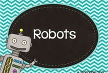 Robots / by Ana Capurro