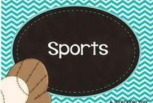 Sports / by Ana Capurro