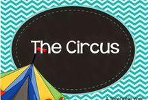 Circus / by Ana Capurro