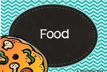 Food / by Ana Capurro