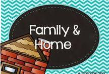 Family & Home / by Ana Capurro