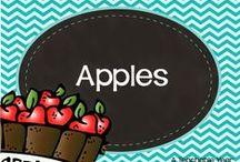 Apples / by Ana Capurro