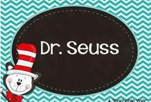 Dr Seuss / by Ana Capurro