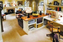 Bonus Room/Playroom / by Jennifer Watford