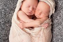 Newborn Portrait Ideas / Ideas for photo sessions with newborns / by Rebecca Mikami
