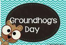 Groundhog's Day / by Ana Capurro